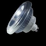 LED žiarovka AR111, GU10, 12W, denná biela, 650 lm